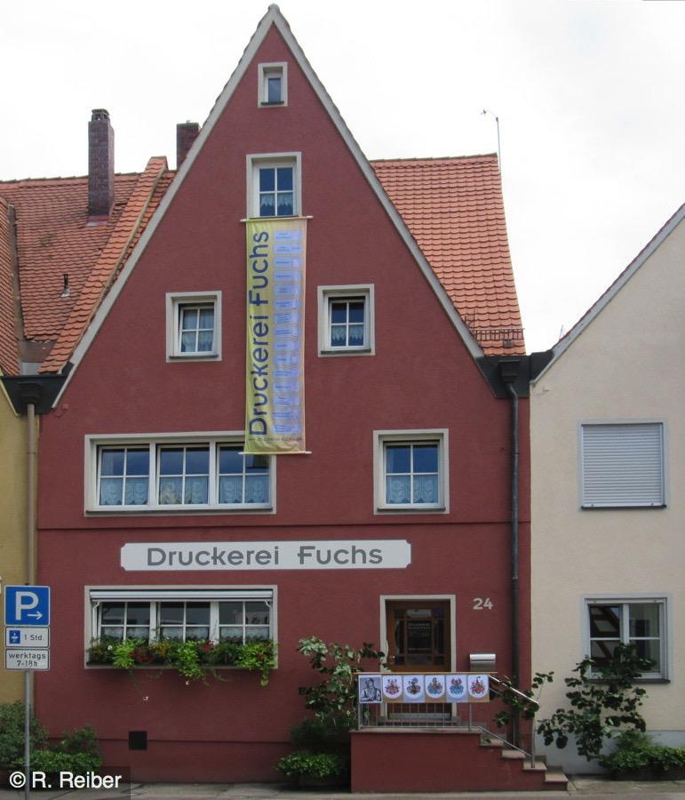 Haus Fuchs: Heimatverein Spalter Land E.V